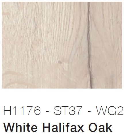 WHITE HALIFAX OAK