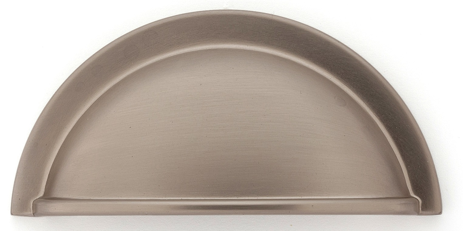 BRUSHED EFFECT CUP HANDLE 95MM (64MM CENTRES)