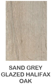 SAND GREY GLAZED HALIFAX OAK