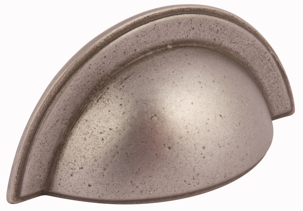 CAST IRON CUP 102MM (64MM CENTRES) -  OLD CODE HS50